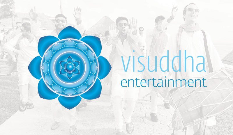 Rediseño web para Visuddha Entertainment