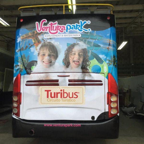rotulación de autobuses
